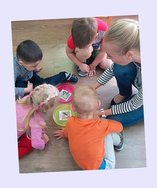 развивающие игры для детей с логопедом